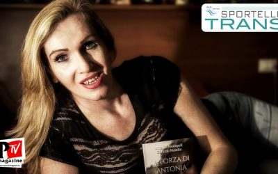 Piccole Magazine intervista Antonia Monopoli responsabile Sportello Trans Ala Milano